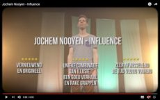 Influence theatershow Jochem Nooyen
